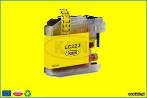 BROTHER LC 223 XXL Yellow kompatybilny / 14ml