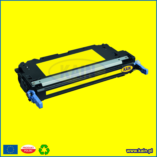 TONER HP 3600/3800/CP 3505 Yellow reg. KAIN