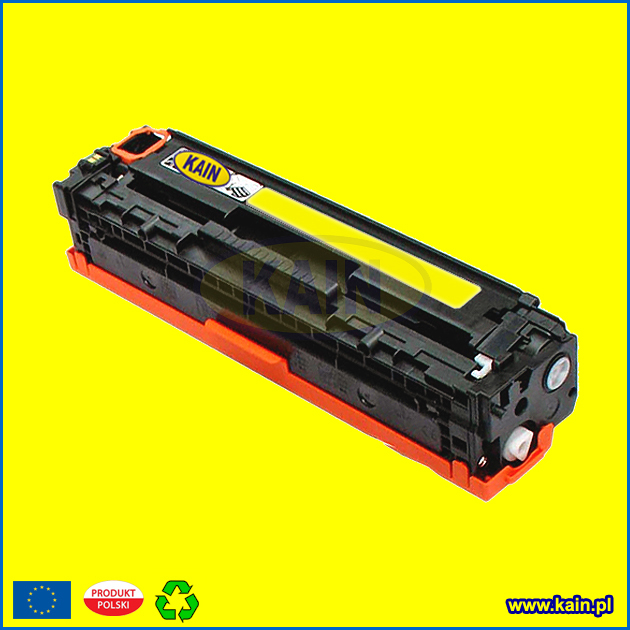 hpcp1215y.jpg TONER HP Laserjet Pro 300 Color M351A/M375NW/ Pro 400 Color M451/M475 Yellow refabrykowany KAIN