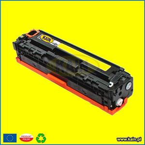 TONER HP Laserjet Pro 300 Color M351A/M375NW/ Pro 400 Color M451/M475 Yellow refabrykowany KAIN